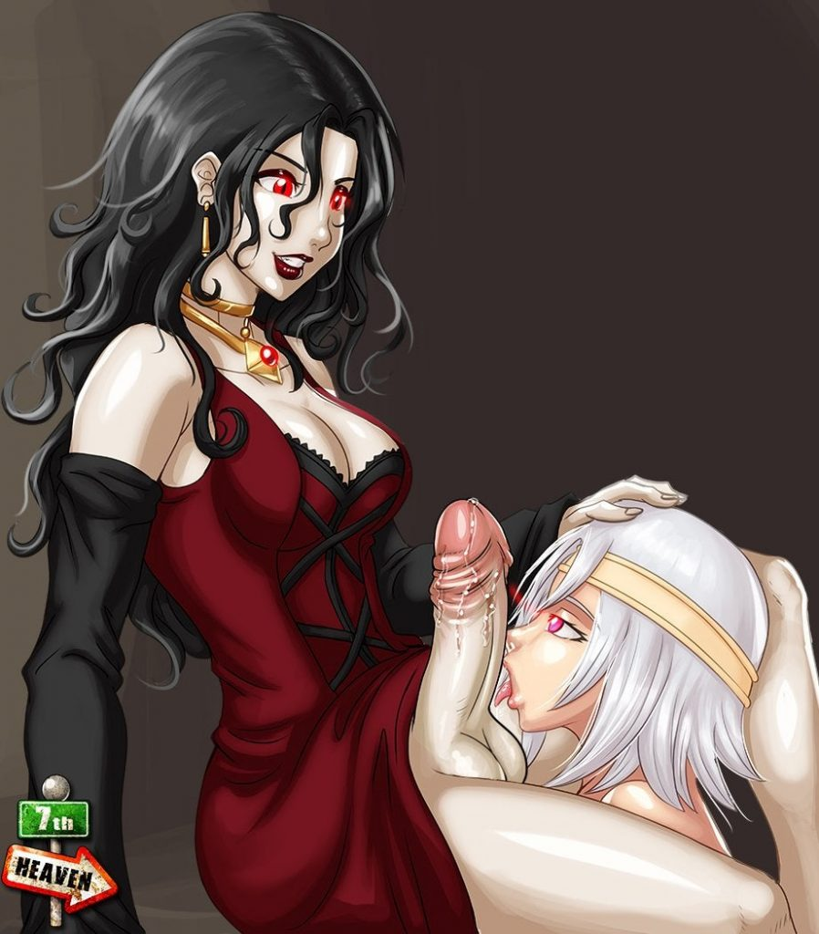 Futa Vampires