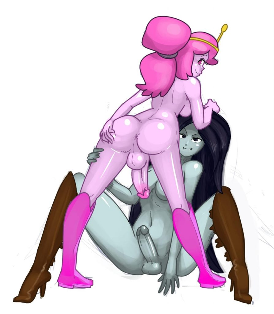 adventure time futanari